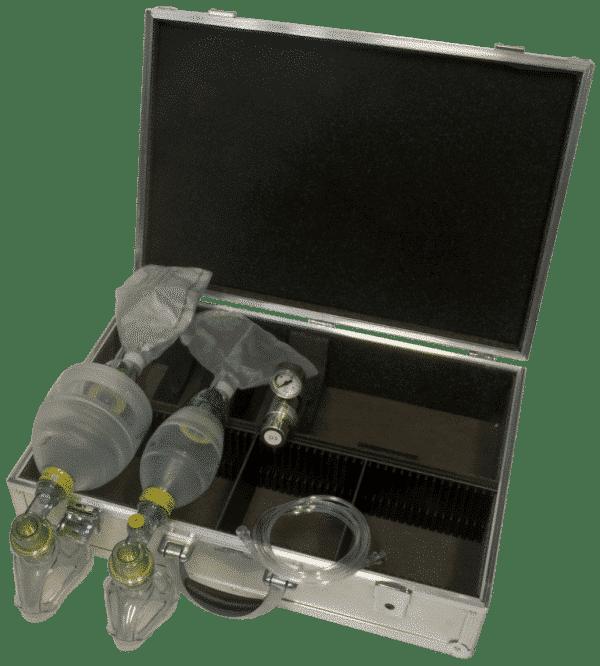 9.4.1 Valise respiration artificielle