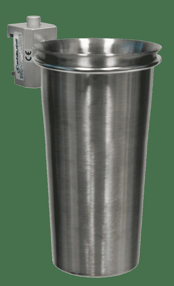 1.3.3 Gobelet de rinçage / carquois pour sondes