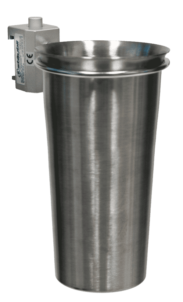 1.3.3 Spühlbecher / Katheterköcher