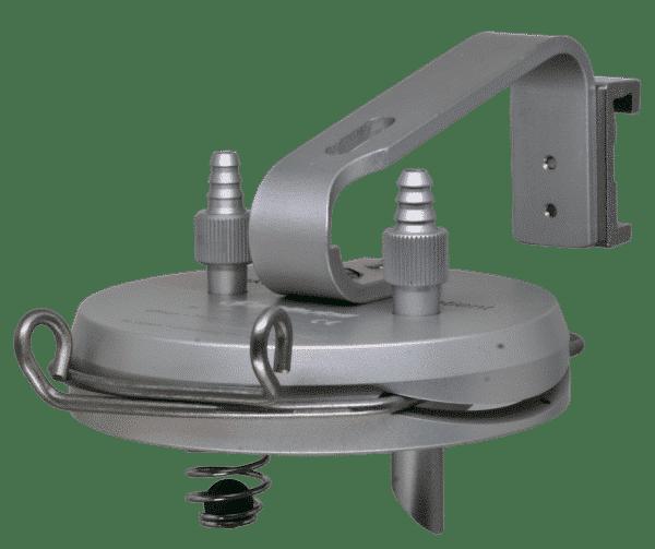 6.7.2 Schnellverschlussdeckel mit Traggriff 5x25mm und Einhängeprofil