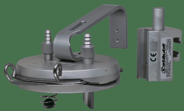 6.7.4 Schnellverschlussdeckel mit Traggriff 5x25mm und Universalhalter