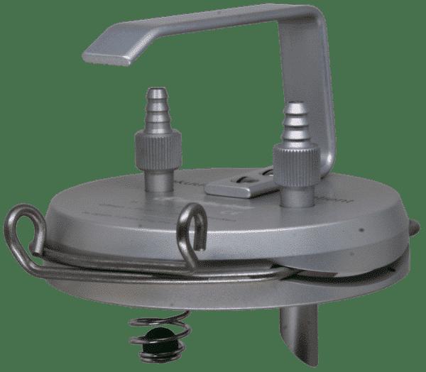6.7.1 Schnellverschlussdeckel mit Tragegriff 4x20mm