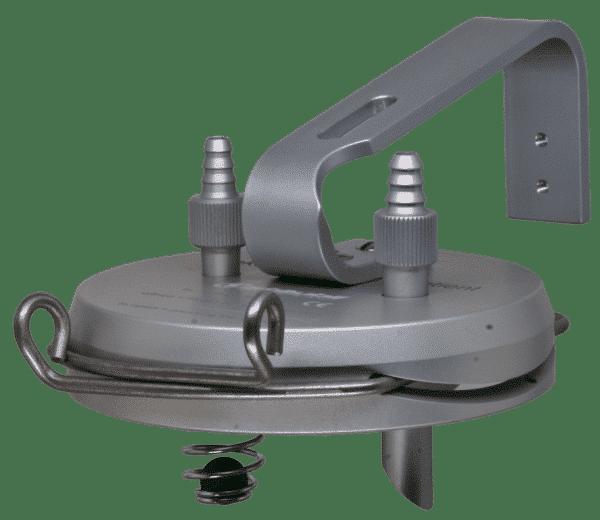 6.7.3 Schnellverschlussdeckel mit Traggriff 5x25mm für Universalhalter