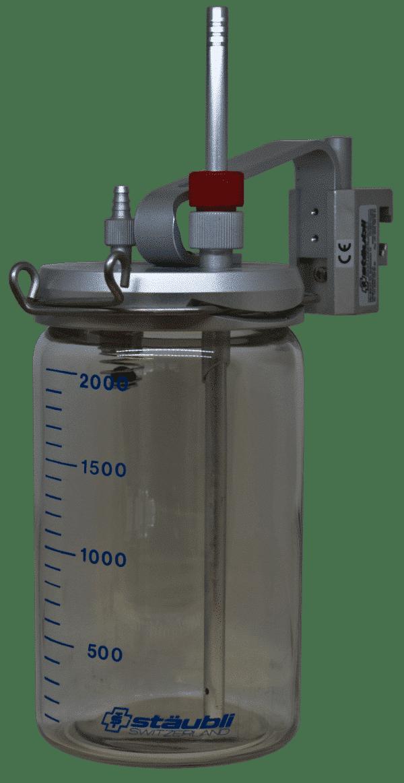 11.3.5 Couvercle à Fermeture Rapide pour chambre de scellé sous eau