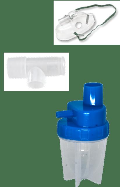 5.1.3 Nébuliseur et accessoires
